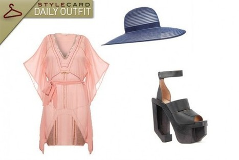 Daily Outfit: Extravagant Art Deco | StyleCard Fashion Portal | StyleCard Fashion | Scoop.it