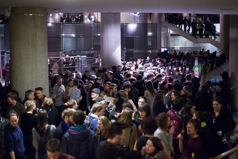 transmediale 2015: Why we need spaces for art and tech beyond corporate influence | arslog | Scoop.it