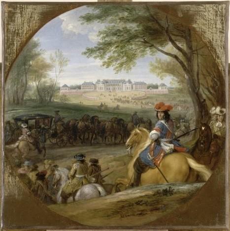 Le Château de Versailles et Orange lancent un MOOC pour découvrir la vie de Louis XIV   Clic France   Scoop.it