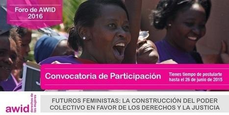 Pedido de Participación: 13º Foro Internacional de AWID sobre los derechos de las mujeres y el desarrollo | Genera Igualdad | Scoop.it