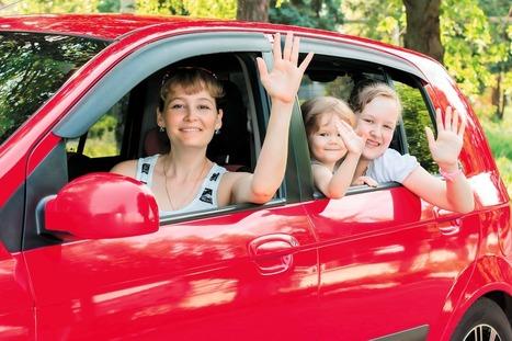 À pied et en voiture, des plateformes pour mutualiser le transport des enfants | Wallgreen - Louez moins cher et passez au vert ! | Scoop.it