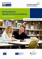 Broschüre: Europäische Agenda Erwachsenenbildung - NA beim BIBB | European Agenda for Adult Learning | Scoop.it