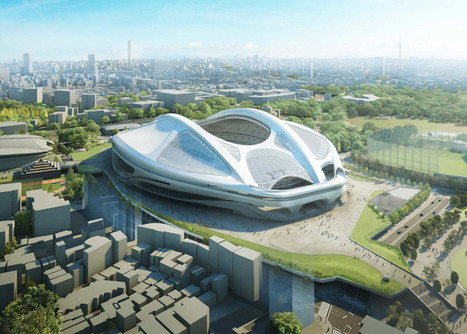 Japan scraps Zaha Hadid's Tokyo 2020 Olympic Stadium | The Architecture of the City | Scoop.it