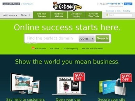 GoDaddy Coupon Codes and GoDaddy Coupons | Godaddy Coupon Codes,Godaddy Renewal Coupon Codes | Scoop.it