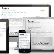Reverie, thème WordPress responsive basé sur le framework Foundation | Wordpress templates | Scoop.it