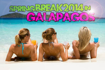 Spring Break 2014 in Galapagos and Ecuador - Discover Nature's Treasure   Travel Exotics of the world   Scoop.it