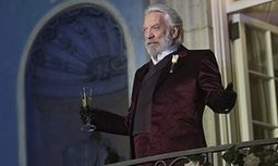 Donald Sutherland: 'I want Hunger Games to stir up a revolution' | Nova Scotia Art | Scoop.it