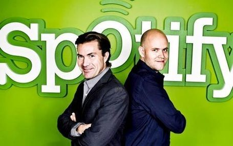 Spotify 'won't have digital music to itself' | Music business | Scoop.it