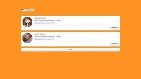Moodle Mobile app for Windows in the Windows Store | Korisne informacije vezane za ucenje engleskog jezika | Scoop.it