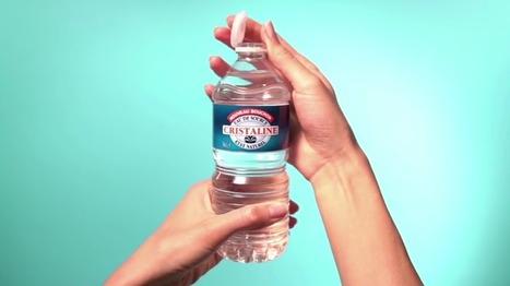 #RSE Des petites #bouteilles d'#eau aux bouchons intégrés, mais pourquoi ? #Christaline | RSE et Développement Durable | De l'économie verte à l'économie bleue | Scoop.it