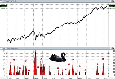 Francesco Caruso - Il Cigno Nero – Terremoti e mercati finanziari | Opinione Mercati Finanziari | Scoop.it