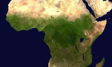 Team finds Southern East Africa getting wetter, not dryer | Conformable Contacts | Scoop.it