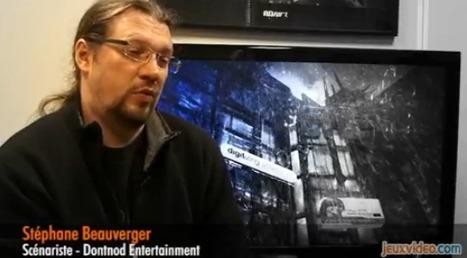 Dossier Les métiers du jeu vidéo - Scénariste | Metiers du Web | Scoop.it