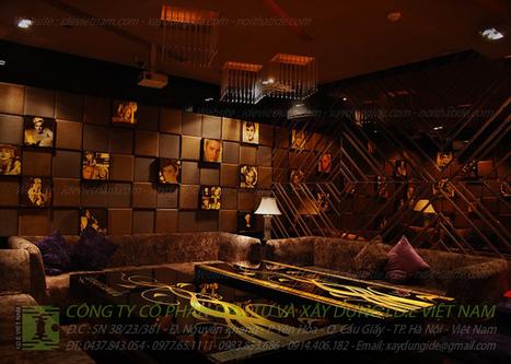 Thiết kế không gian phòng karaoke lớn | xay dung ide | Scoop.it