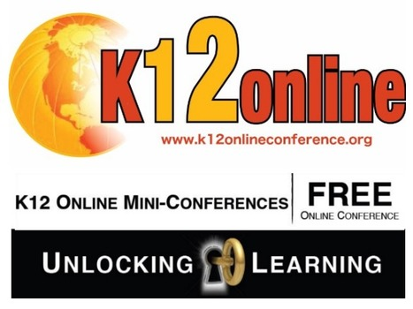 2016-17 K12 Online Conference Starts Oct 31st! | iPads, MakerEd and More  in Education | Scoop.it