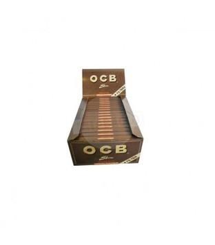 Box kit OCB Virgin slim + filtri cartoncino - NonSoloTabacco.com | novità fumatori | Scoop.it