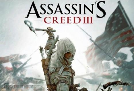 Assassin's Creed 3 al meer dan 7 miljoen keer verkocht | GameSnack | Video game nieuws community | Scoop.it