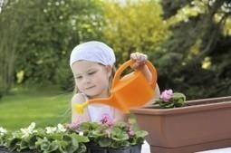 Vacances des enfants dans le jardin ou sur le balcon avec la nature   Les bambins au jardin   Scoop.it