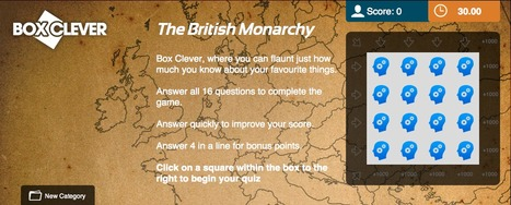 British Monarchy Quiz | Box Clever | QuizFortune | Quiz Related Biz - Social Quizzing and Gaming | Scoop.it