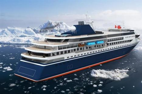 Knud E. Hansen dévoile un design de paquebot d'expédition #arctique #antarctique | Hurtigruten Arctique Antarctique | Scoop.it