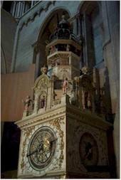 Primatiale Saint-Jean-Baptiste de Lyon - L'horloge astronomique | Heron | Scoop.it