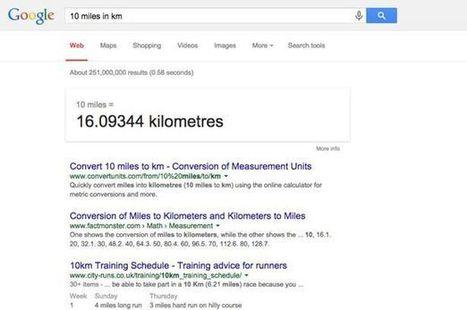 Το ψαχτήρι της Google: 8 απίθανα κόλπα για να βρίσκετε ό,τι θέλετε πιο γρήγορα [εικόνες] | ΤΕΧΝΟΛΟΓΙΑ | Scoop.it