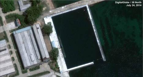 Un nouveau sous-marin nord-coréen ? - Opérationnels – Soutien, Logistique, Défense, Sécurité | Corée | Scoop.it