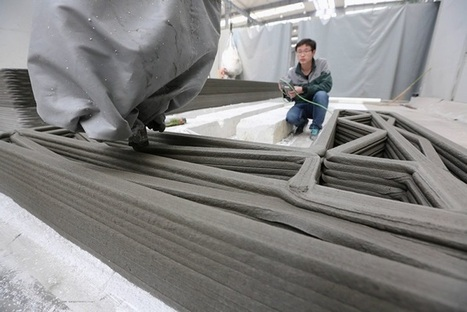 3ders.org - New photos of 10 'green' 3D-printed houses in Shanghai, built in 24 hours | 3D Printer News & 3D Printing News | [THE COOL STUFF] | Scoop.it