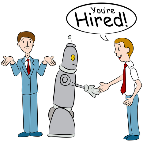 Bot-Proof Your Career (Part 1) | SWGi Talent Connections | Scoop.it