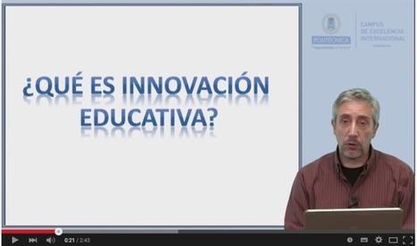 Conozca las definiciones de innovación educativa con las que más de acuerdo está el profesorado #MOOC_IEA15 | Entornos Virtuales de Enseñanza y Aprendizaje: Una oportunidad para innovar en educacion | Scoop.it