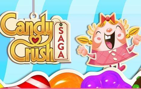 L'éditeur de Candy Crush Saga voit son avenir rose bonbon en ... - ITespresso.fr   La vie en rose   Scoop.it