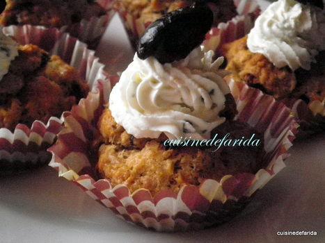recette cupcake poivron tomate séché thon! | billet | Scoop.it