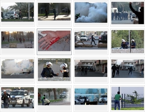  Diraz, Bahrain:  clashes today, Jan17,2012   Human Rights and the Will to be free   Scoop.it