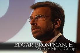 Mouvement chez Warner Music Group. Edgar Bronfman demissionne   L'actualité de la filière Musique   Scoop.it
