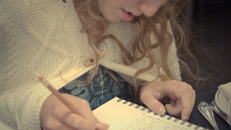 Journaling at the End of the Day Could Increase Your Productivity | journal topics | Scoop.it