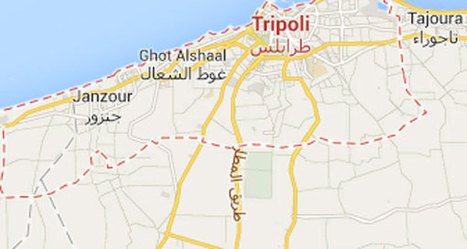 Bomb explodes on runway of Libya's main airport - The Standard Digital News   Saif al Islam   Scoop.it