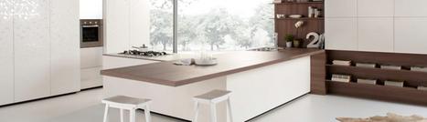 4 Trendy Custom Kitchen Benchtop Shapes | Custom Made Kitchens Renovation & Designs | Scoop.it