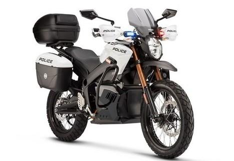 Juice flows to new 2013 Zero Motorcycles Police Model | Digital Sustainability | Scoop.it