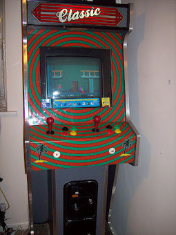 retrotext: The Arcade Cabinet. | Retrotext | Scoop.it