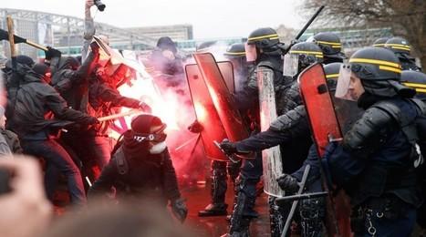 CNA: FRANCIA - Huelga contra la Reforma Laboral pone en jaque al Gobierno y a la Eurocopa en Peligro | La R-Evolución de ARMAK | Scoop.it