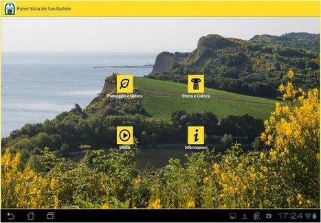 L'app del Parco San Bartolo nelle Marche | Le Marche un'altra Italia | Scoop.it
