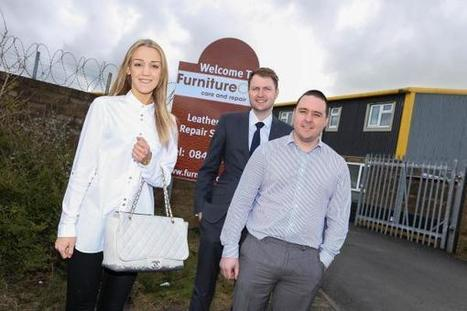 Export growth is in the bag for County Durham's Furniture Clinic - Northern Echo, 18 May 2015 | UK Trade & Investment media coverage | Scoop.it