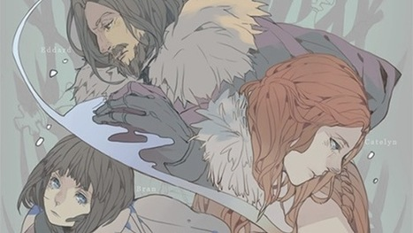 What if Game of Thrones got a manga adaptation? | Anime News | Scoop.it