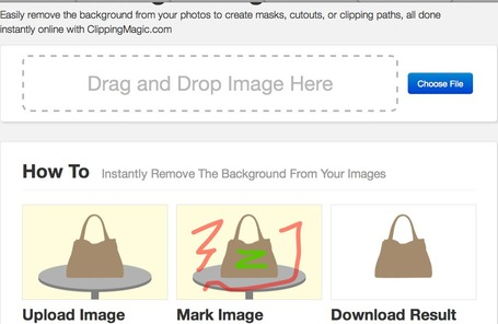 Easily Remove Image Backgrounds Online - ClippingMagic | arte interativa | Scoop.it