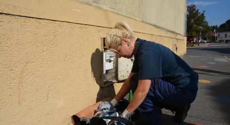Julie s'affirme dans un métier autrefois réservé aux hommes (L'Union, 25/09/14) | Ressources Humaines de GRDF | Scoop.it