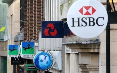 All big banks could follow RBS and send rates negative | marketing leadership and planning | Scoop.it