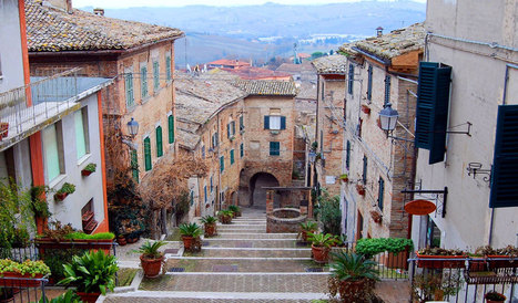 Corinaldo and 10 places to downshift to Italy | Le Marche another Italy | Scoop.it