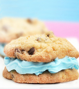8 Recipes for Healthy Cookies - Daily Makeover | Food For Thought | Scoop.it