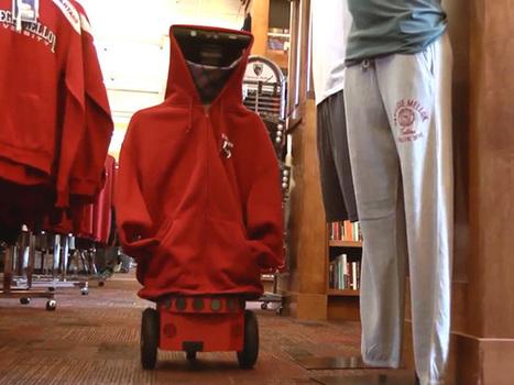 AndyVision, le robot assistant en magasin | Actualités robots et humanoïdes | Scoop.it