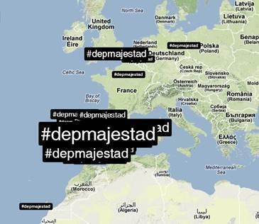 #DEPMajestad, el sorprendente TT en Twitter | Cibermedios | Scoop.it